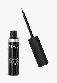 KIKO Milano - EYELINER DEFINITION WATERPROOF WP NEW - Eyeliner - black - 0