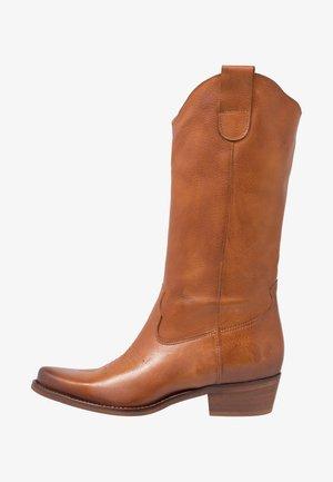 GERBERA - Cowboy/Biker boots - lavado