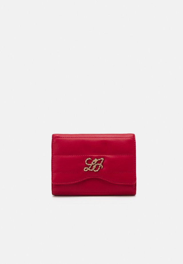 TRIFOLD - Portefeuille - true red