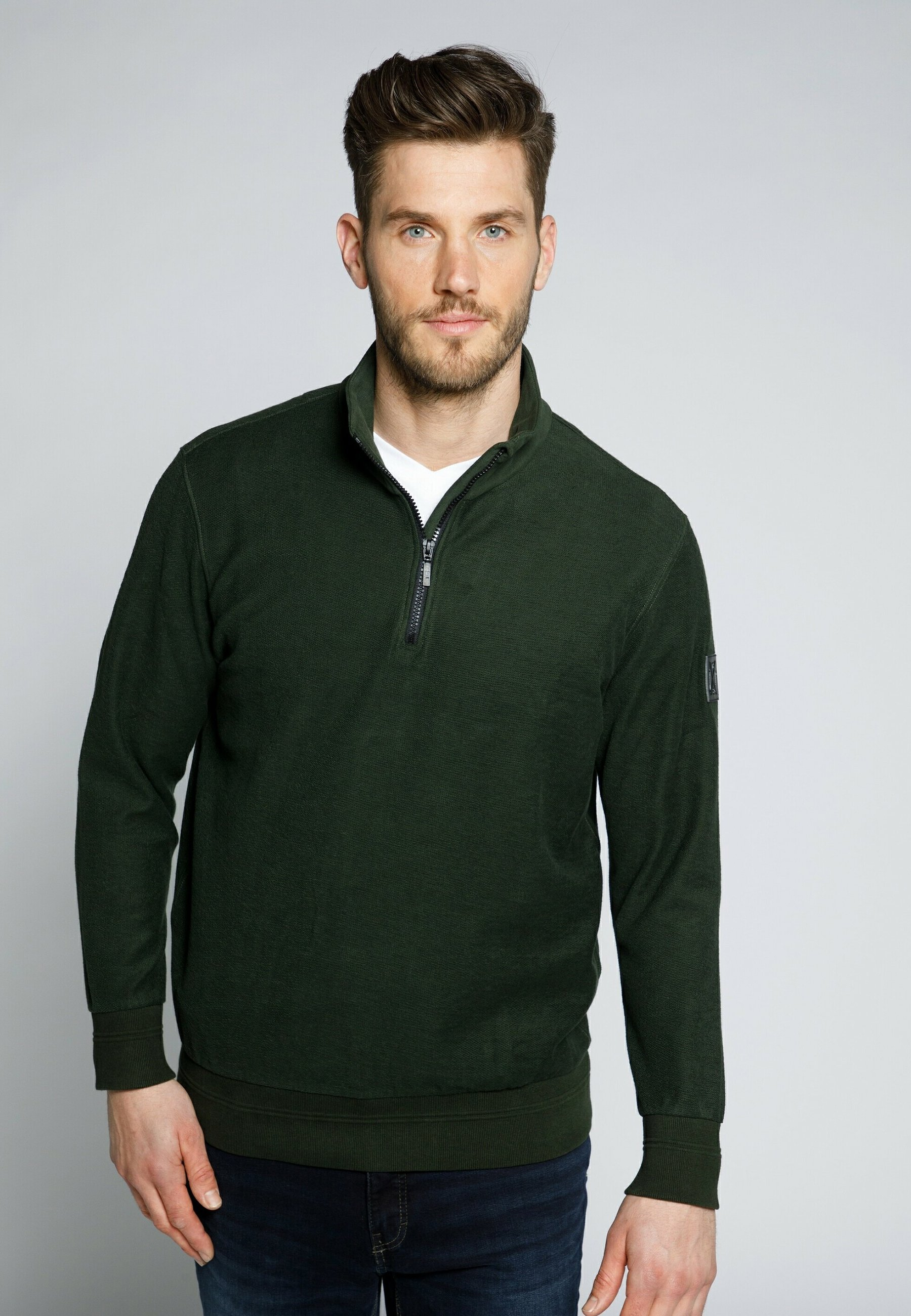 Homme TROYER - Sweat polaire