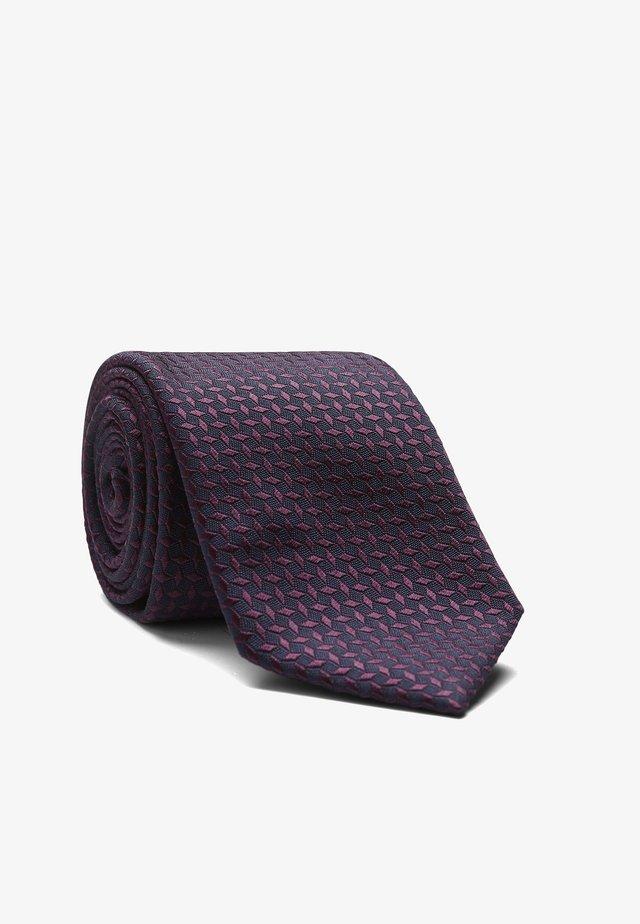 LEROY - Krawatte - flieder/lila