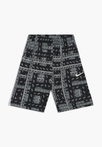 Nike Performance - DRY SHORT KIDS - Sports shorts - smoke grey/white - 0