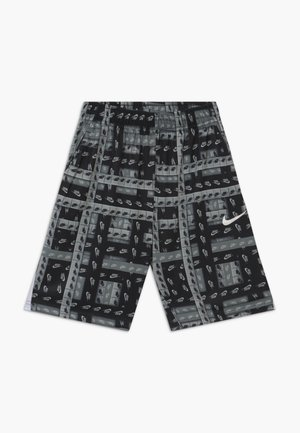 DRY SHORT KIDS - Sports shorts - smoke grey/white