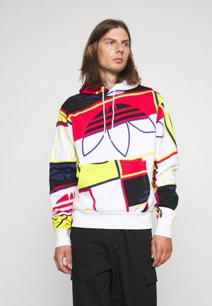 LOGO PLAY UNISEX - Sweatshirt - white