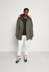Schott - NELSON - Winter coat - kaki - 1