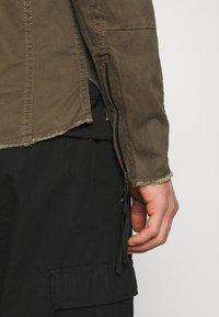 Be Edgy - FORREST - Denim jacket - khaki - 5