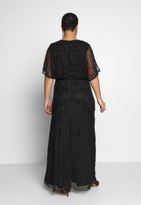 Lace & Beads Curvy - KIARA - Occasion wear - black - 2