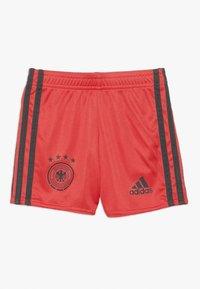 adidas Performance - DEUTSCHLAND DFB TORWART HEIMTRIKOT MINI - Oblečení národního týmu - glory red - 2