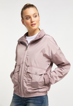Trainingsjacke - nude