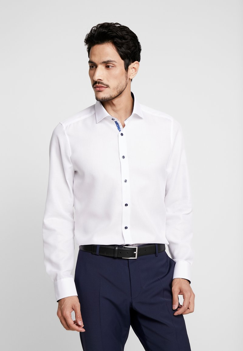 OLYMP Level Five - OLYMP LEVEL 5 BODY FIT  - Formal shirt - weiss