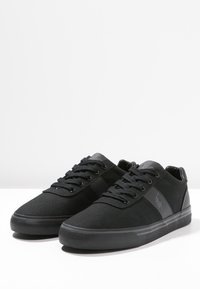 Polo Ralph Lauren - HANFORD - Trainers - black/charcoal