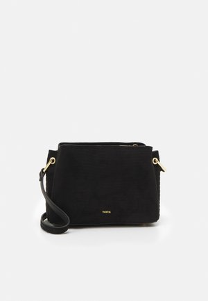 CROSSBODY BAG REVIVE - Schoudertas - black