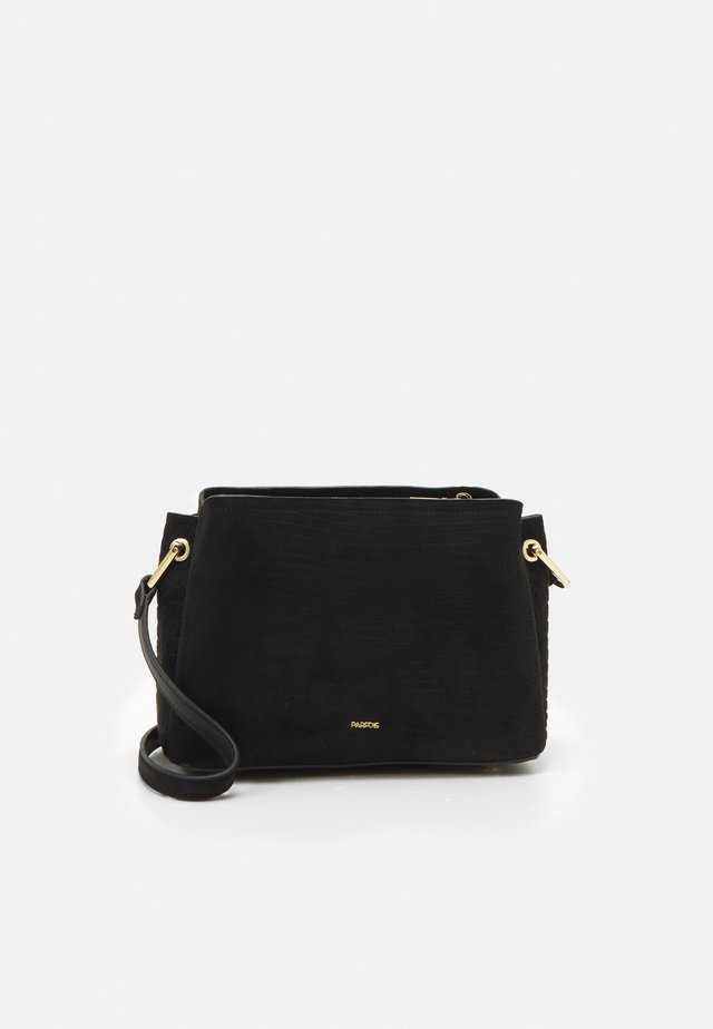 CROSSBODY BAG REVIVE - Olkalaukku - black