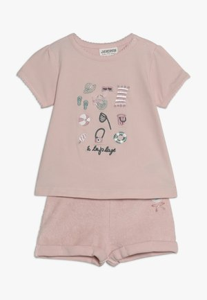 T-SHIRTCOUCOU SET - Shorts - rosa