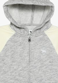 Abercrombie & Fitch - CORE  - Mikina na zip - grey