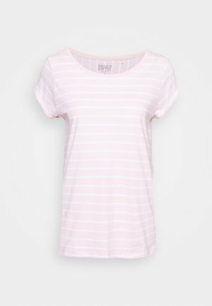 TEE - Print T-shirt - light pink