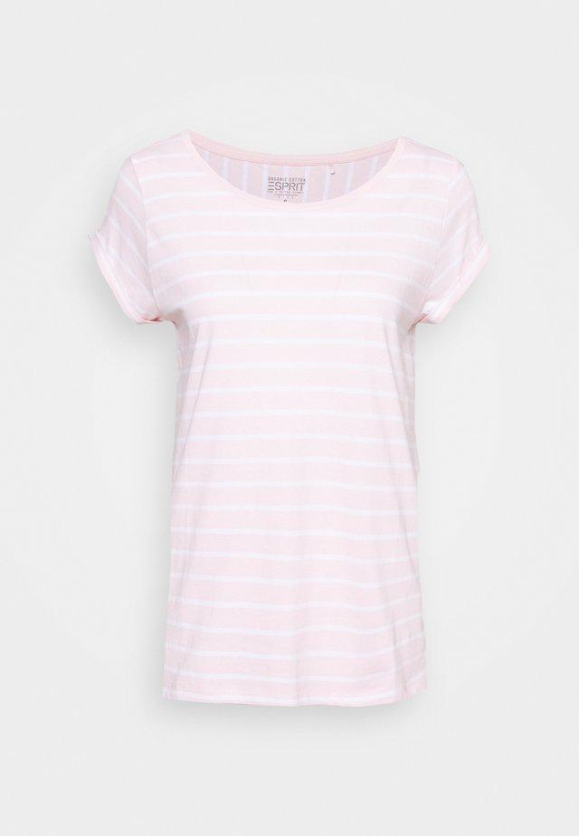 TEE - Camiseta estampada - light pink