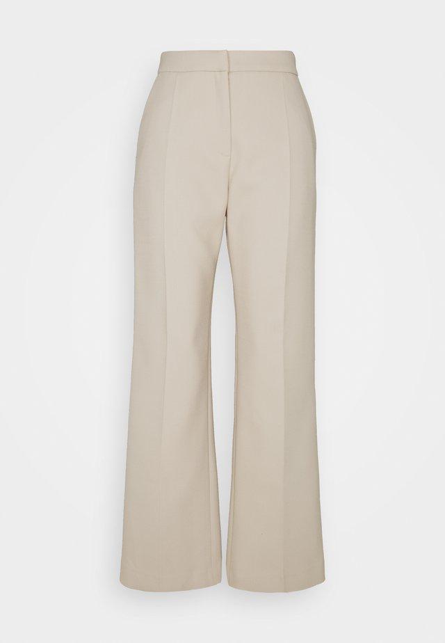LEA - Pantalon classique - beige