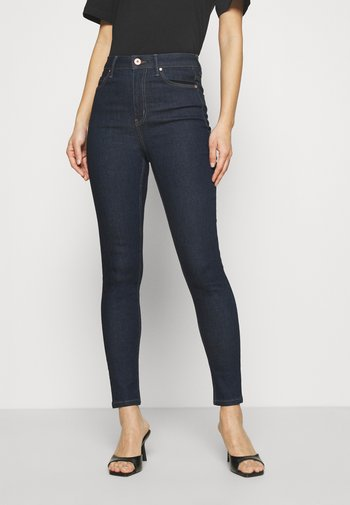 CARRIE  - Jeans Skinny Fit - dark blue denim