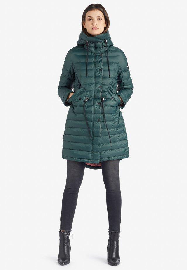 SOLEILA - Veste d'hiver - dark green