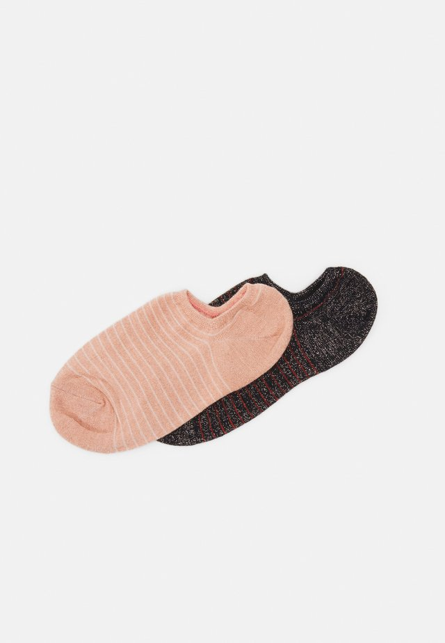 MIX SOCK 2 PACK - Chaussettes - nightsky/dustypink