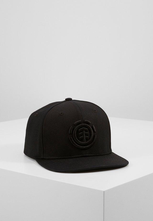KNUTSEN UNISEX - Cap - flint black