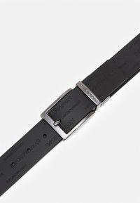 Emporio Armani - Belt - nero/blu - 4