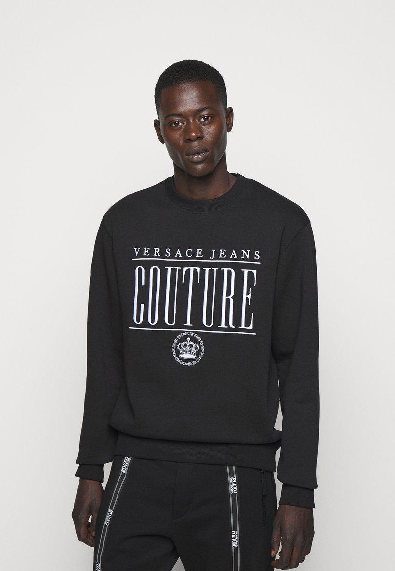 Versace Jeans Couture - MAN LIGHT - Sweatshirt - nero