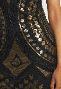 Molly Bracken - LADIES DRESS - Cocktailjurk - gold-coloured - 9