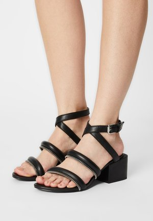 SA-JAYNET - Sandals - black