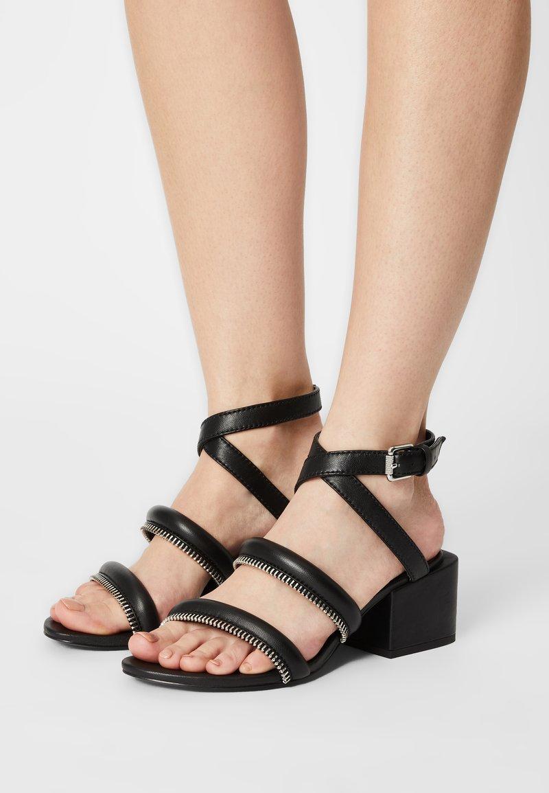 Diesel - SA-JAYNET - Sandals - black