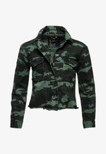 Summer jacket - sea camo