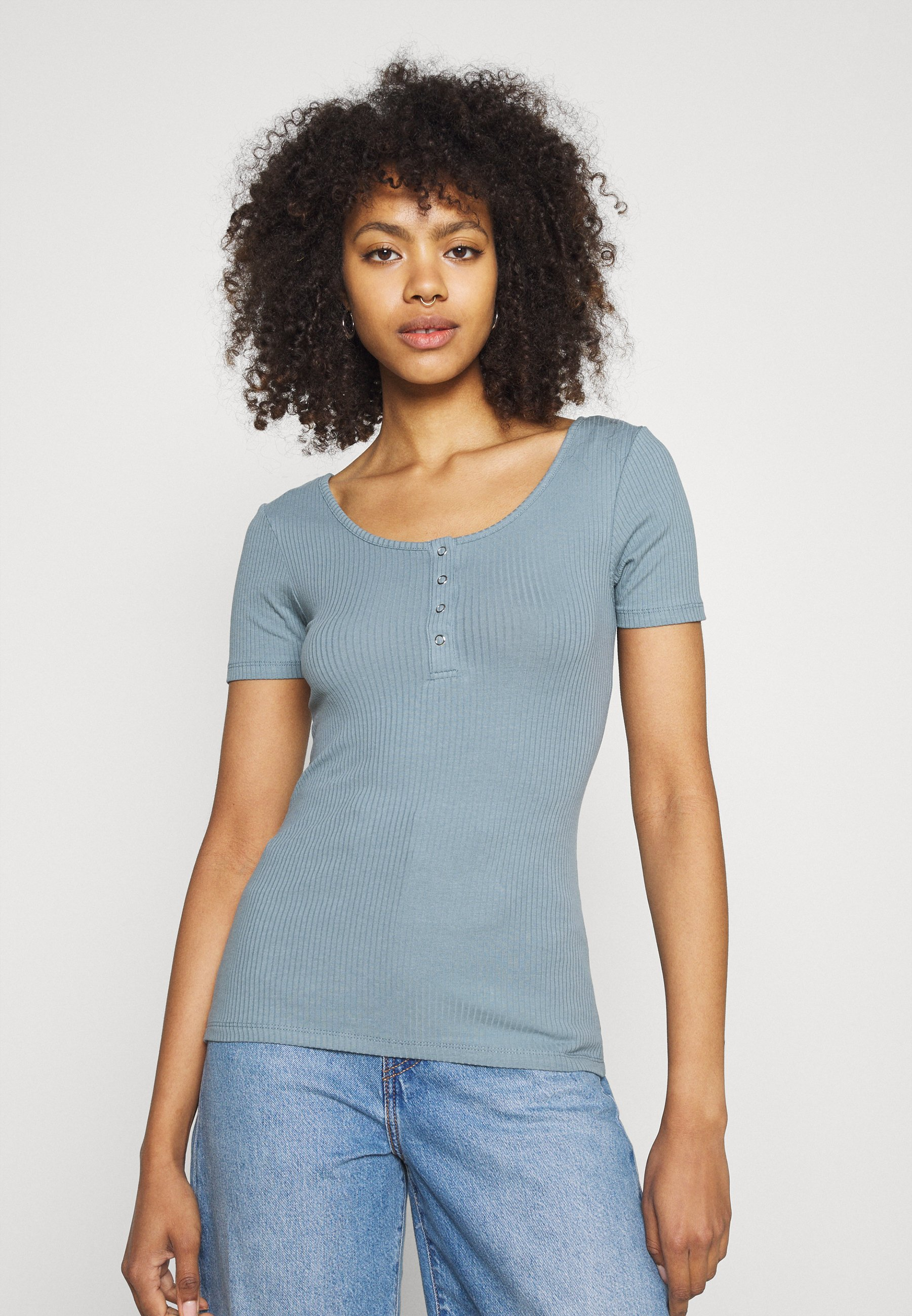 Women PCKITTE - Basic T-shirt