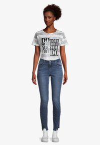 Cartoon - Slim fit jeans - blau