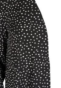 Zizzi - Cardigan - black w dot - 3