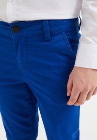 WE Fashion - Chino - cobalt blue - 2