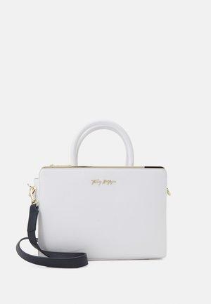 MODERN SATCHEL - Handbag - white