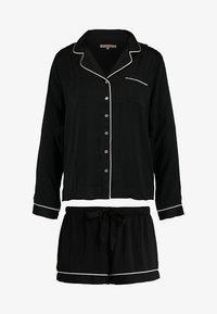 Anna Field - SET - Pyjamaser - black - 4