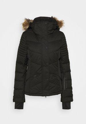 SNOW LUXE PUFFER - Skijakke - black