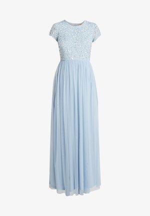 PICASSO CAP SLEEVE - Robe de cocktail - powder blue