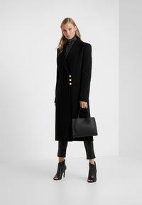 Just Cavalli - Classic coat - black - 1
