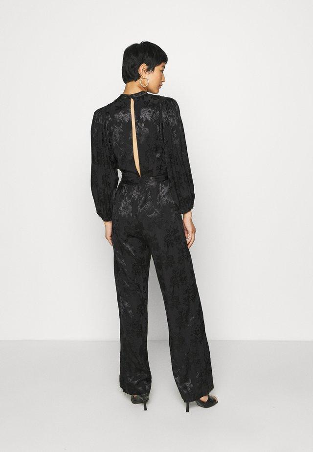 HARRIET - Tuta jumpsuit - black