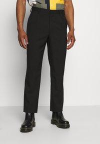 ARKET - Pantaloni - black dark - 0