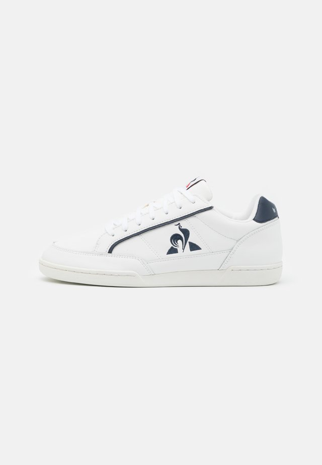 TOURNAMENT UNISEX - Sneakers laag - optical white/dress blue