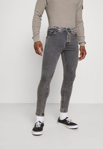 JACEGREY - Jeans Skinny Fit - grey acid wash