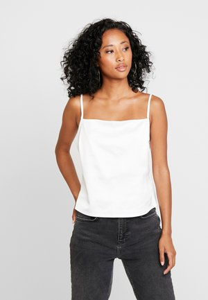 EXCLUSIVE LINK - Top - white