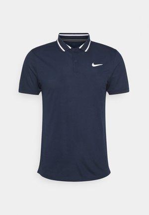 Camiseta de deporte - obsidian/white