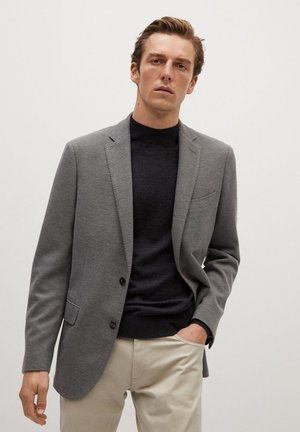 VERNER - Blazer jacket - grau