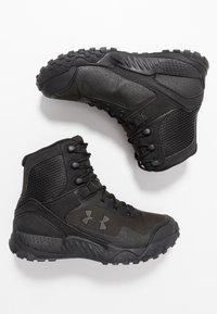 Under Armour - VALSETZ RTS 1.5 - Hiking shoes - black - 1