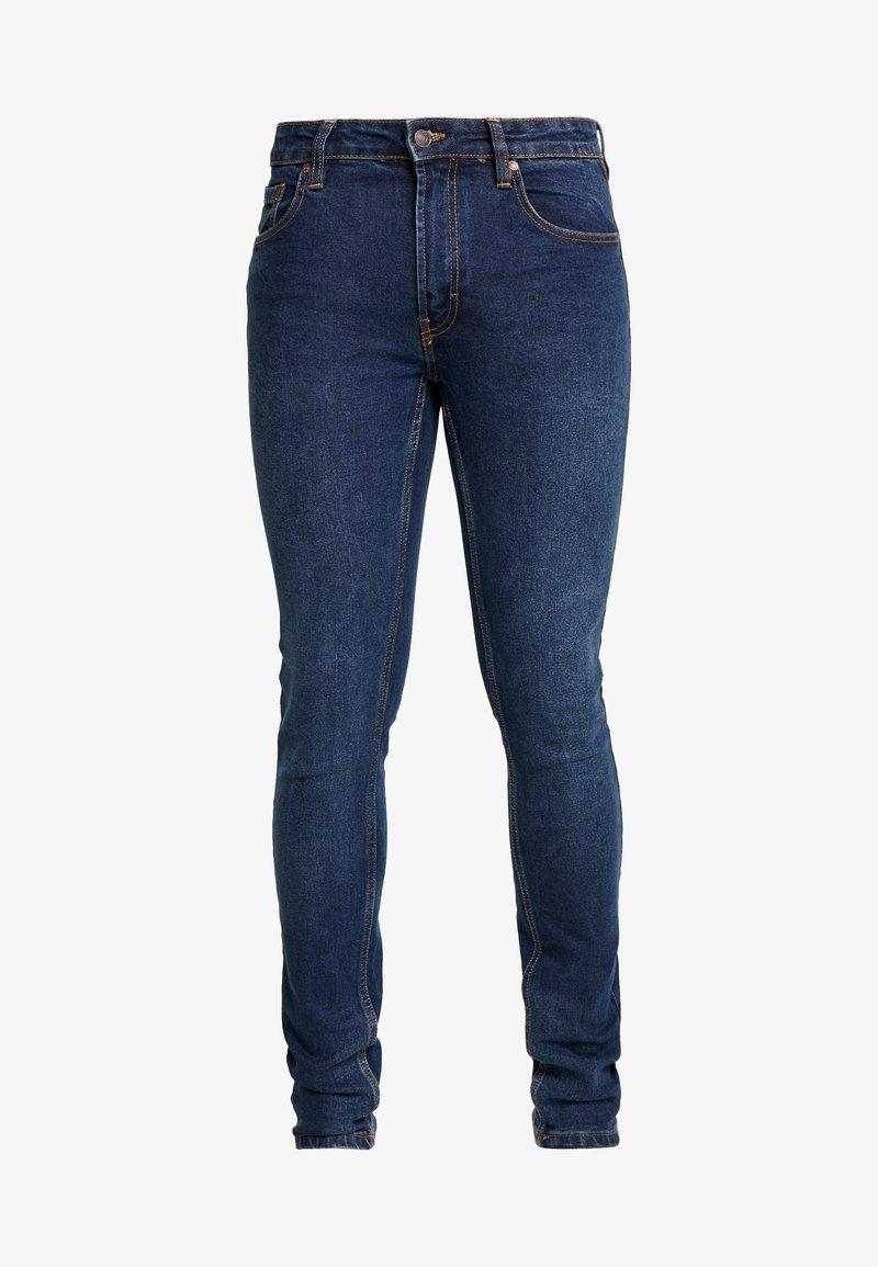 Denim Project MR. RED - Jeans Skinny Fit - dark blue/dunkelblau hIhSGE